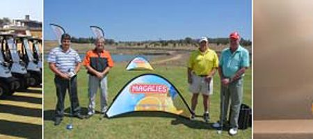 Magalies hosts 2015 Charity Golfday at Ernie Els prestigious Copperleaf