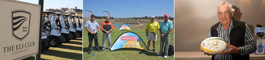 Magalies hosts 2015 Charity Golfday at Ernie Els prestigious Copperleaf