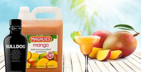 Gin & Juice Cocktails: Mango Tango