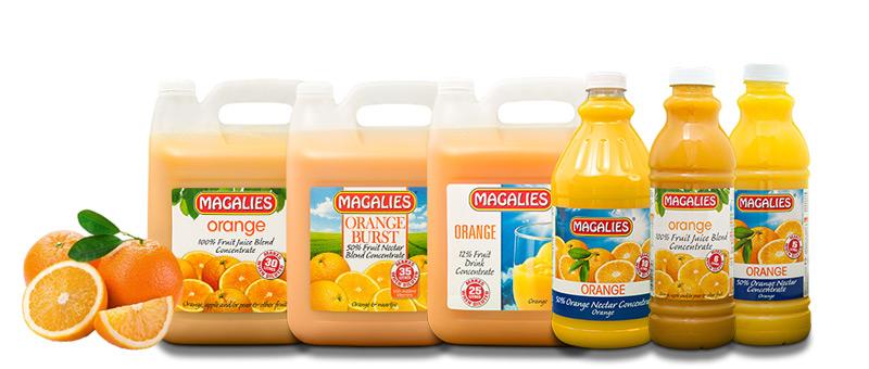 Orange Juice - Magalies Citrus