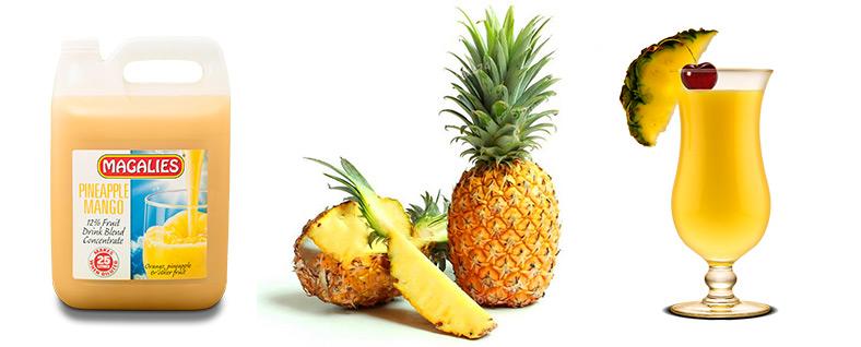 Pineapple Mango - Magalies Citrus A-Z Fruit Celebration