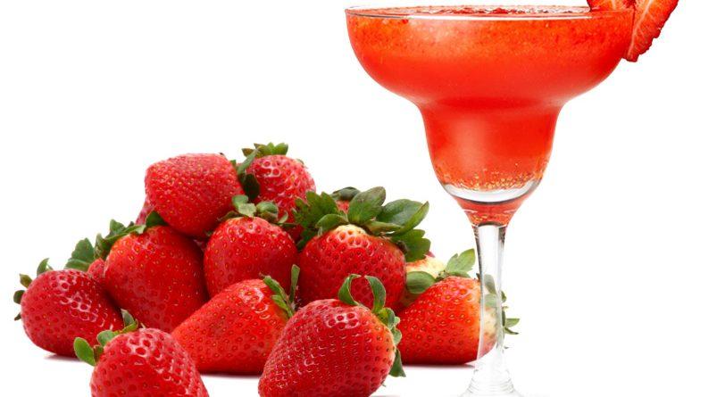 strawberry Cocktail - Magalies Citrus